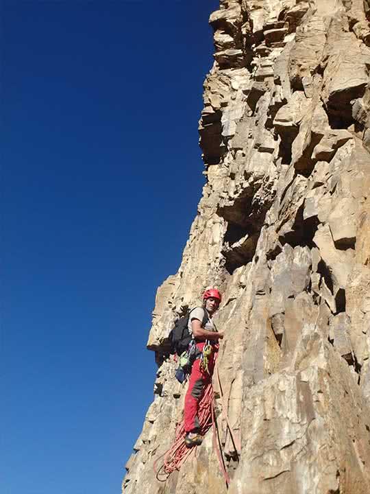 Escalada en Pirineos