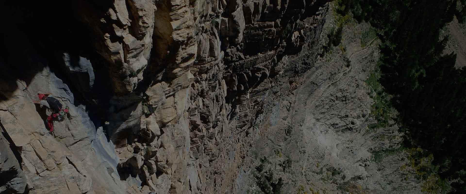 guiajes de escalada en huesca