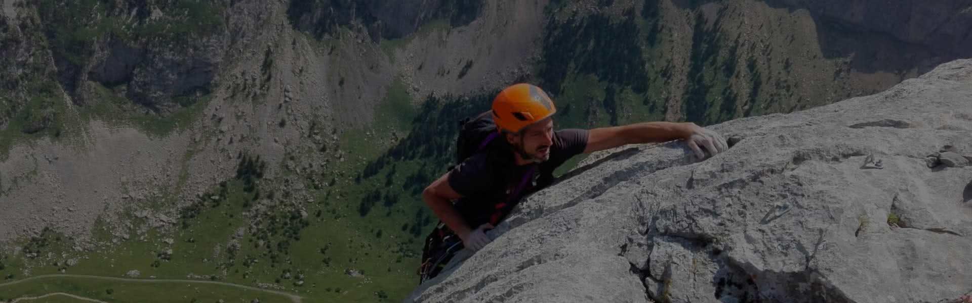 Escalar en pirineos